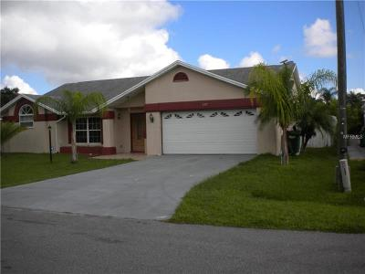 Kissimmee Single Family Home For Sale: 629 Madrid Drive