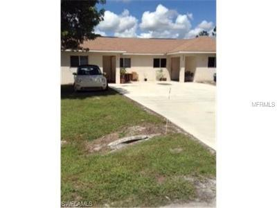 Lehigh Acres Multi Family Home For Sale: 2408 George Avenue S