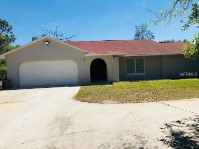 Saint Cloud Single Family Home For Sale: 3575 Kaiser Avenue