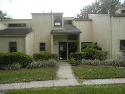 Haines City Townhouse For Sale: 31 Aspen Drive