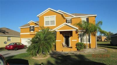 Kissimmee Single Family Home For Sale: 3170 Marshfield Preserve Way