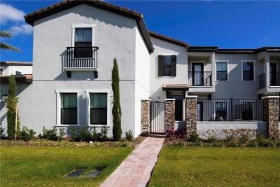 Haines City Townhouse For Sale: 119 Kenny Boulevard