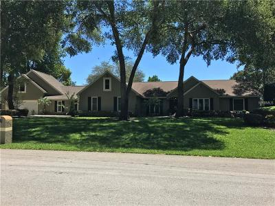 Clermont Single Family Home For Sale: 16748 Tequesta Trail
