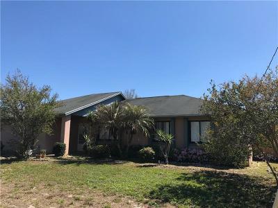 Deltona Single Family Home For Sale: 1464 S Seagate Drive