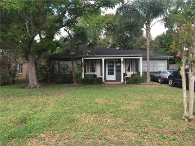 Orlando Single Family Home For Sale: 1006 Garden Plaza