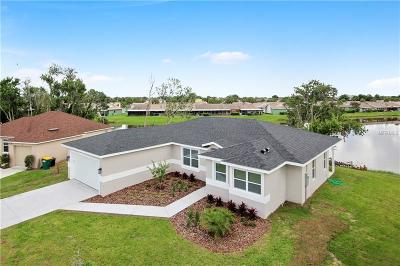 Kissimmee Single Family Home For Sale: 122 Hollyhock Court