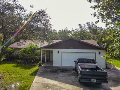 Saint Cloud Single Family Home For Sale: 2665 Zuni Road