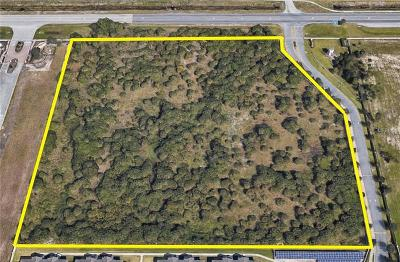 Palm Bay FL Residential Lots & Land For Sale: $1,400,000