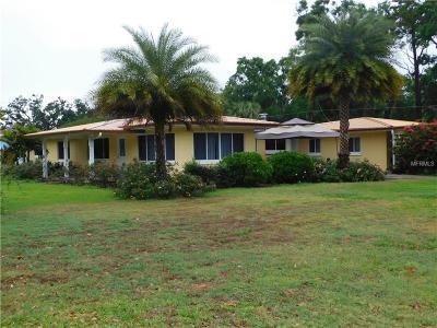 Saint Cloud Single Family Home For Sale: 231 Florida Avenue
