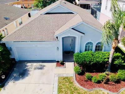 Orlando Single Family Home For Sale: 1360 Sun Meadow Drive