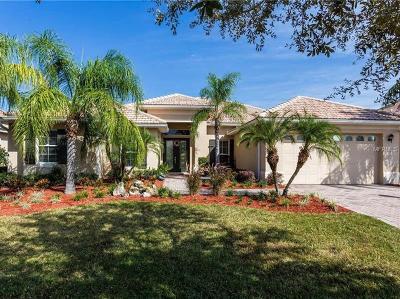 Kissimmee Single Family Home For Sale: 3816 Eagle Isle Circle