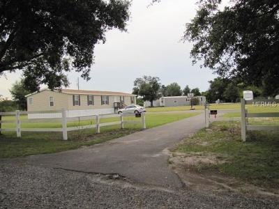 Kissimmee Mobile/Manufactured For Sale: 4425 Seymour Street