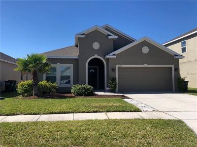 Kissimmee Single Family Home For Sale: 2523 Tanner Terrace