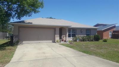 Kissimmee Single Family Home For Sale: 307 Mariana Way