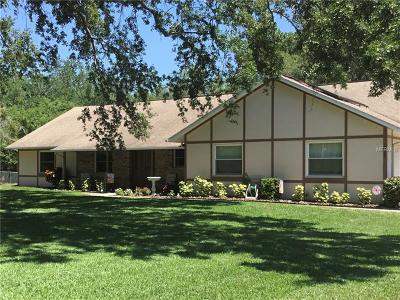 Kissimmee Single Family Home For Sale: 1725 Tanglewood Drive