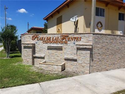 Orlando Condo For Sale: 707 McDougall Court #707