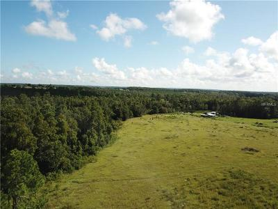 Clermont Residential Lots & Land For Sale: Dwights Road