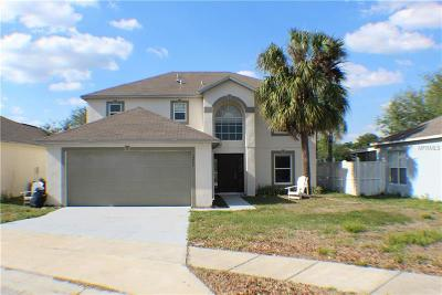 Lake County, Sumter County Single Family Home For Sale: 15847 Wilkinson Drive