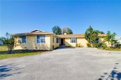 Saint Cloud Single Family Home For Sale: 4501 Lake Shore Drive