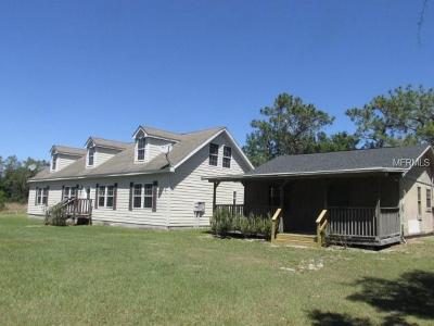 Single Family Home For Sale: 5355 Magnolia Road
