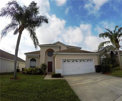 Kissimmee Single Family Home For Sale: 8057 King Palm Circle