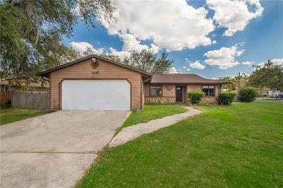 Kissimmee Single Family Home For Sale: 3255 Wilderness Trail