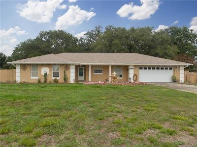 Bartow Single Family Home For Sale: 490 Heather Court