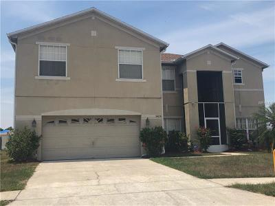 Kissimmee Single Family Home For Sale: 5404 Crepe Myrtle Circle