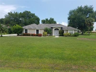 Kissimmee Single Family Home For Sale: 2621 Cahokia Court