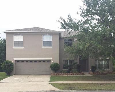 Kissimmee Single Family Home For Sale: 2517 Jasmine Trace Drive