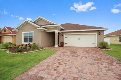 Kissimmee Single Family Home For Sale: 4815 Lake Sheppard Street