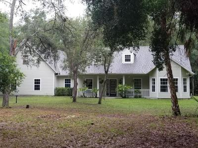 Oviedo Single Family Home For Sale: 1620 Barr Street