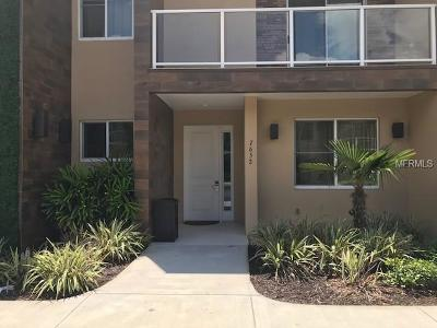 Kissimmee Townhouse For Sale: 7652 Recife Drive