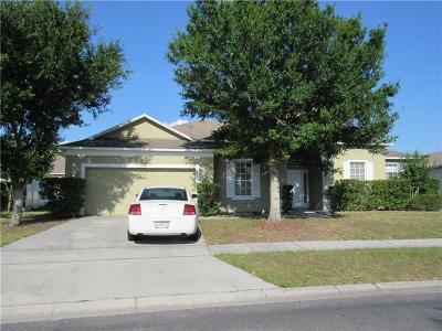 Kissimmee Single Family Home For Sale: 3817 Siskin Drive