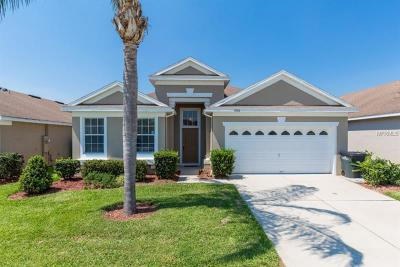 Kissimmee Single Family Home For Sale: 8166 Fan Palm Way