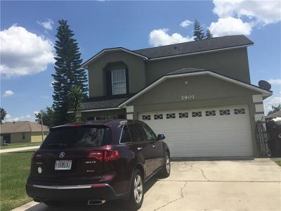 Saint Cloud Single Family Home For Sale: 2901 Settlers Trail