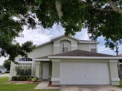 Kissimmee Single Family Home For Sale: 3100 Turtle Creek Pl.