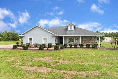 Lakeland Single Family Home For Sale: 9461 Redhawk Bend Lane