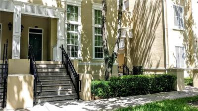 Celebration Townhouse For Sale: 418 Water Street #418