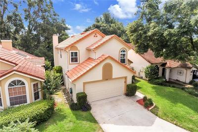 Winter Springs Single Family Home For Sale: 1351 Augusta National Boulevard