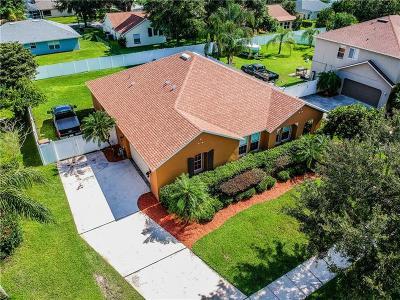 Saint Cloud Single Family Home For Sale: 3866 Cedar Hammock Trail