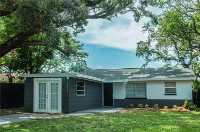 Single Family Home For Sale: 1274 Bertland Way