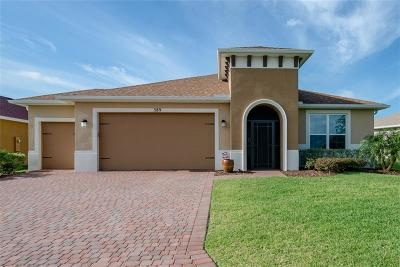 Clermont, Davenport, Haines City, Winter Haven, Kissimmee, Poinciana Single Family Home For Sale: 389 Treviso Drive