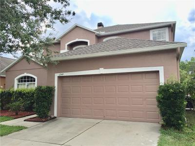 Orange County Single Family Home For Sale: 1244 Willow Branch Drive