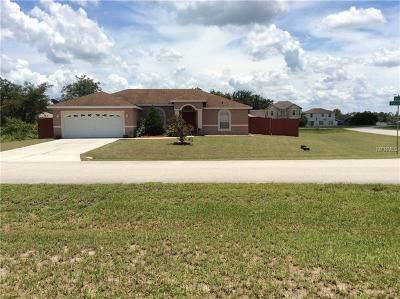 Kissimmee Single Family Home For Sale: 402 Ohio Way