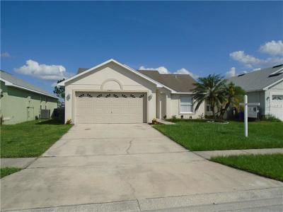 Kissimmee Single Family Home For Sale: 2447 Winchester Boulevard