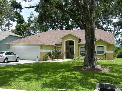 Kissimmee Single Family Home For Sale: 4450 White Oak Circle