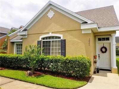 Orlando Townhouse For Sale: 1823 Island Walk Drive