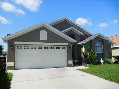 Kissimmee Single Family Home For Sale: 1391 Sierra Circle