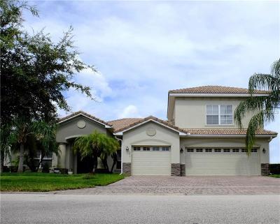 Kissimmee Single Family Home For Sale: 3817 Eagle Isle Circle